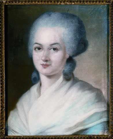 Ritratto di Olympe de Gouges