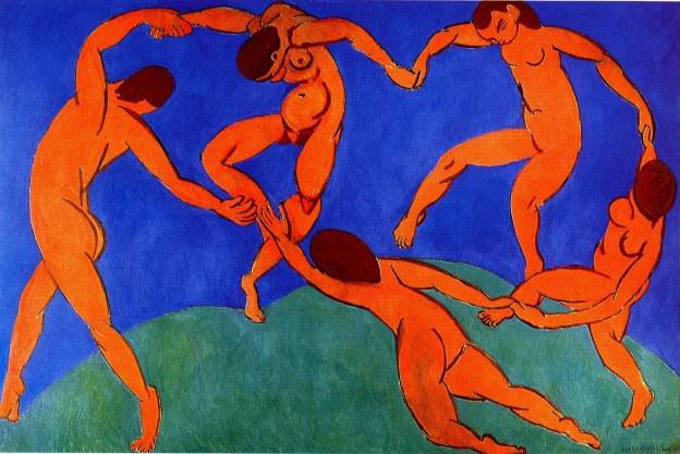 La dance di Matisse