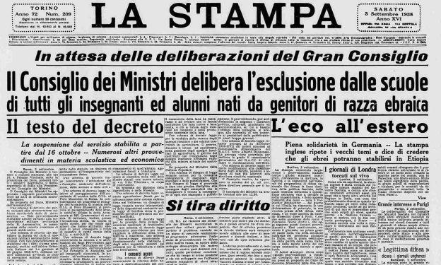 La_stampa_3_settembre_1938